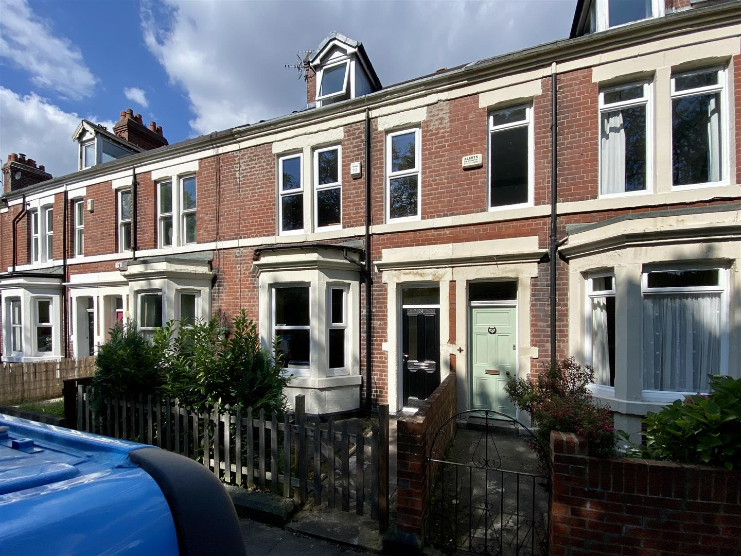 First Avenue Newcastle Upon Tyne, 5 Bedrooms  House - terraced ,Sold (STC)